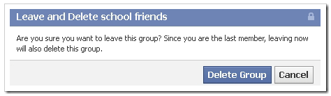 How Do You Delete A Group You Created On Facebook