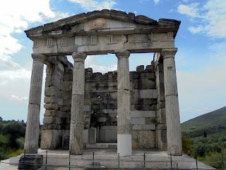 το Μαυσωλείο των Σαιθιδών στην Αρχαία Μεσσήνη
