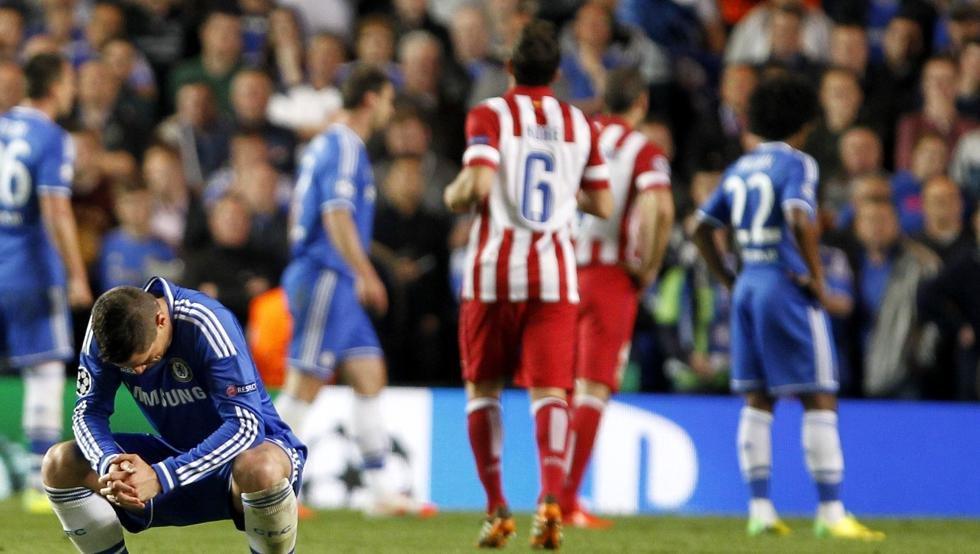 Atlético de Madrid vs Chelsea EN VIVO por la UEFA Champions League