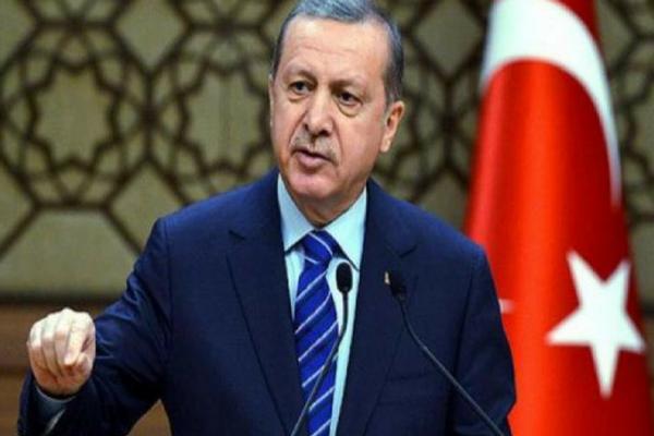 Difitnah Punya Rekening di Luar Negri, Presiden Erdogan Berani