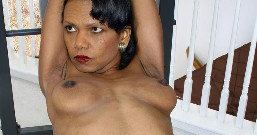 Condoleezza rice nude