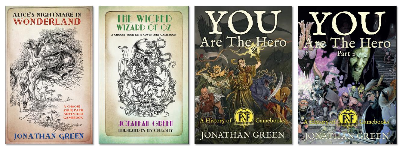 Jonathan Green Author Jg At The Uk Games Expo