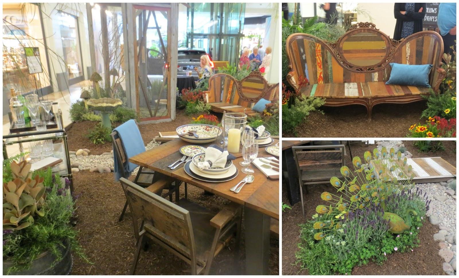 Late to the Garden Party: Our local spring garden show