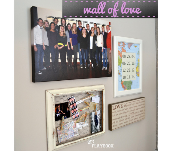 Personal Wall Art Romantic