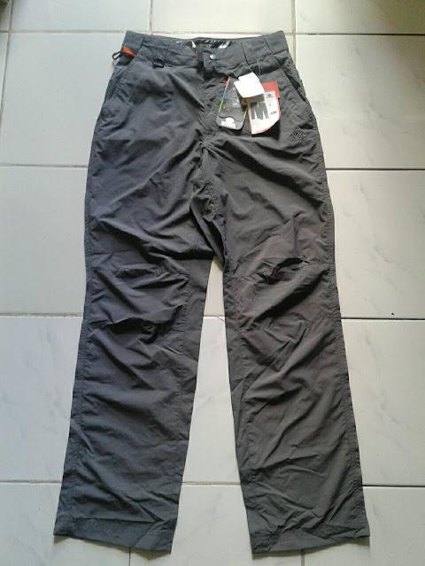 Celana Panjang Eiger Quickdry Asli Original