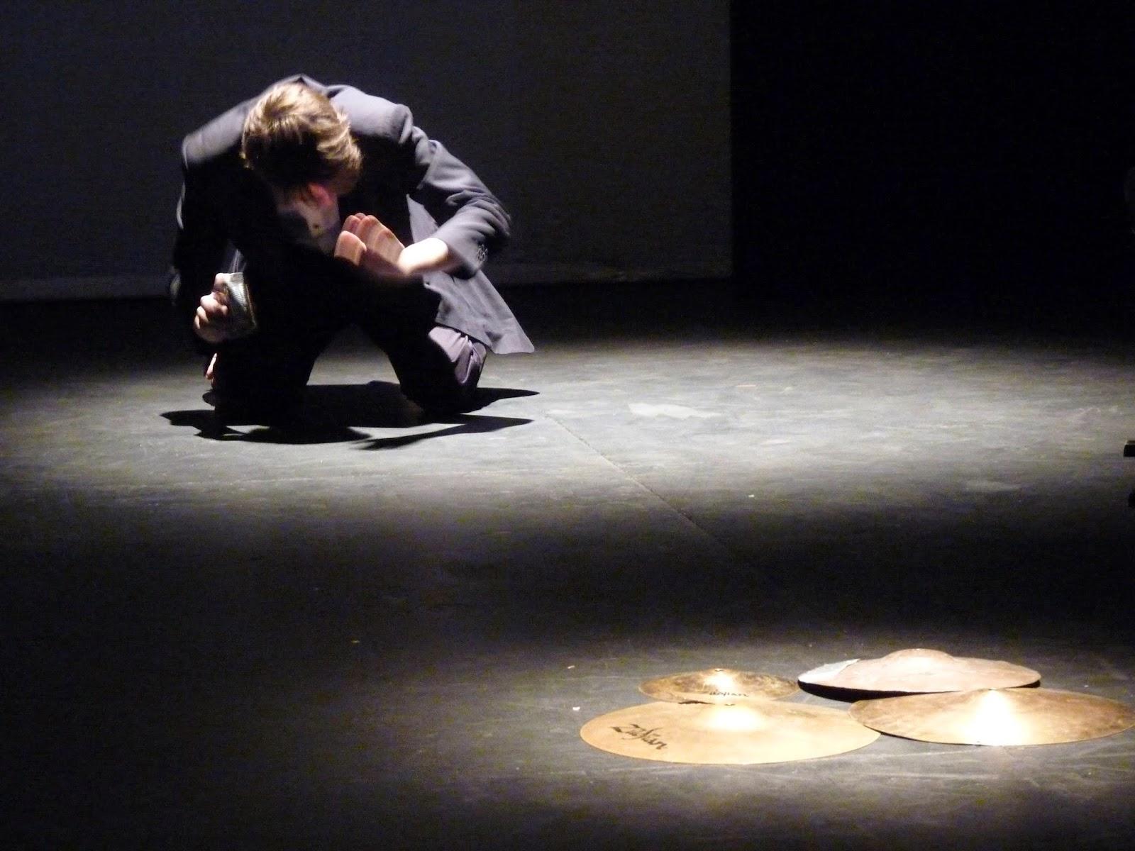 Michael Picknett, artistic research, devising, Ne Pleure Pas, Alfred