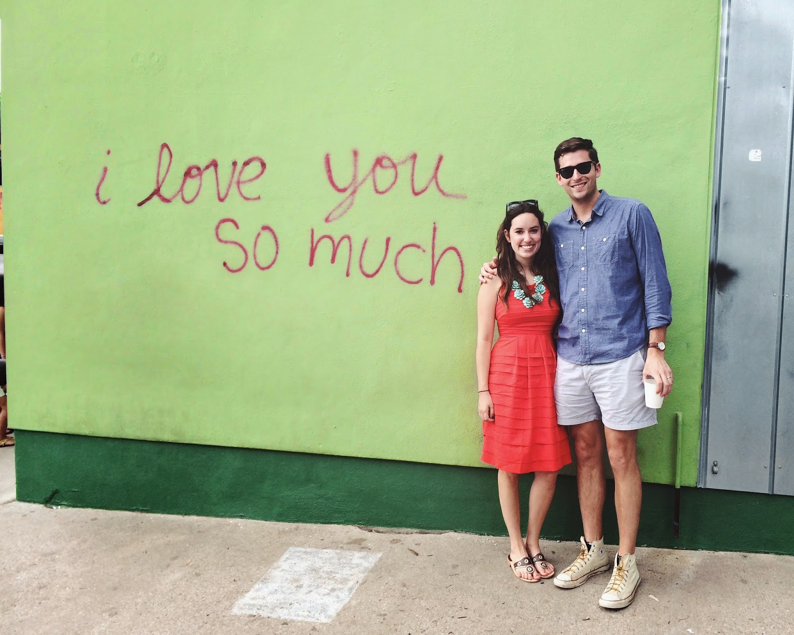 Jo's Coffee, Jo's Coffee Austin, I Love You So Much Austin TX, Tangelo Dress Anthropologie, Tangelo Dress Blog Anthropologie, Tangelo Dress, Trendy in Texas, Trendy in Texas Blog