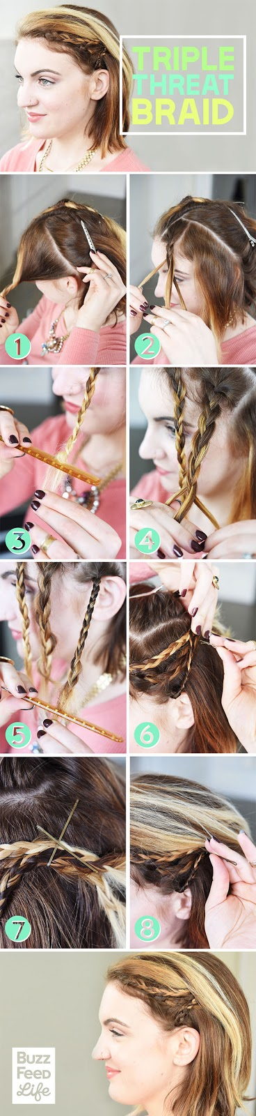 Triple-Threat Braid