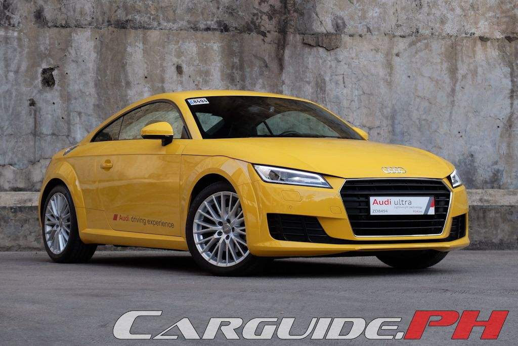 Review 2016 Audi Tt Philippine Car News Car Reviews Automotive