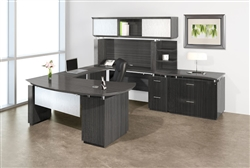 Sterling Executive Desk from Mayline