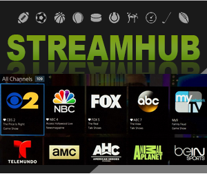 Download Kodi StreamHub Repo- Live Tv,Movies,Sports On Kodi