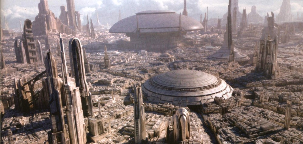 Coruscant - Star Wars