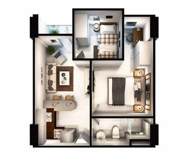 Investasi Apartemen VasantaInnopark