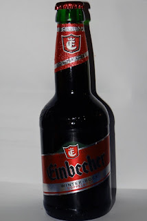 Einbecker Winterbock in traditional 'Einbecker' bottle by Herbertkarl