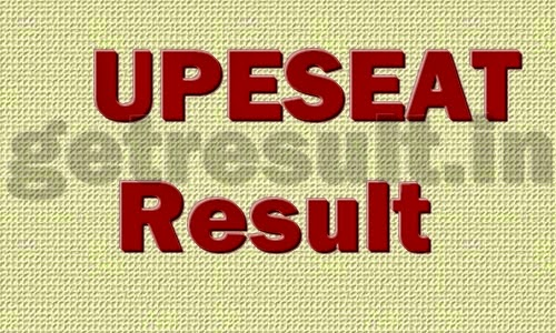 UPESEAT Result 2015 Entrance Exam Status