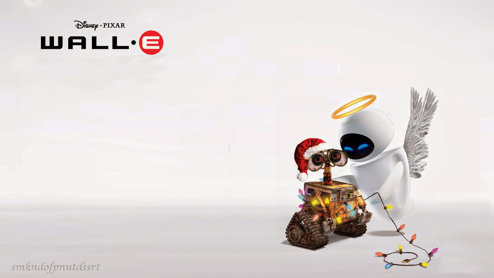 Wall E Christmas Speciall Images