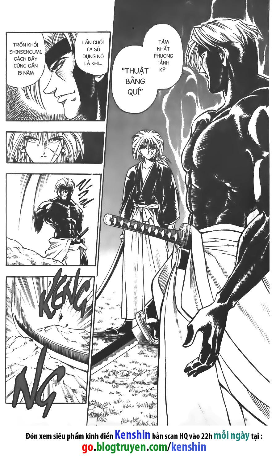 Rurouni Kenshin chap 13 trang 9