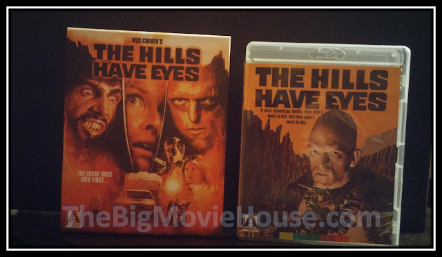 the hills have eyes from Arrow Video