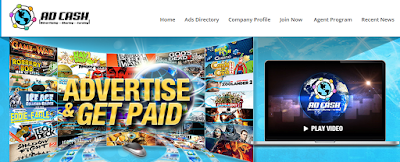 Bisnis online gratis $1 setiap hari dari AdcKlik