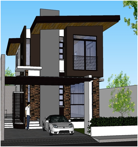 Brand New House In El Monte Verde A Subdivision Lot Project Of