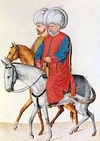 Anadolu ve Rumeli Kazaskerleri minyatürü
