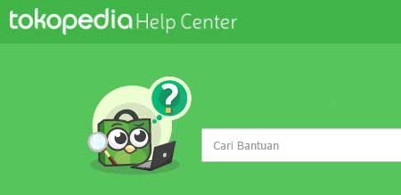 Cara Menghubungi Customer Service Tokopedia Gambar