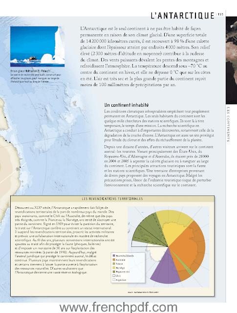 Livre gratuit: L'Atlas de notre monde pdf Un panorama pour comprendre la planète