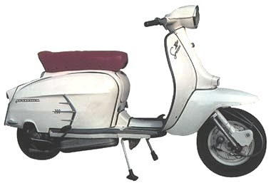 lambretta sx 200 scooter motor i scooter motor. Black Bedroom Furniture Sets. Home Design Ideas