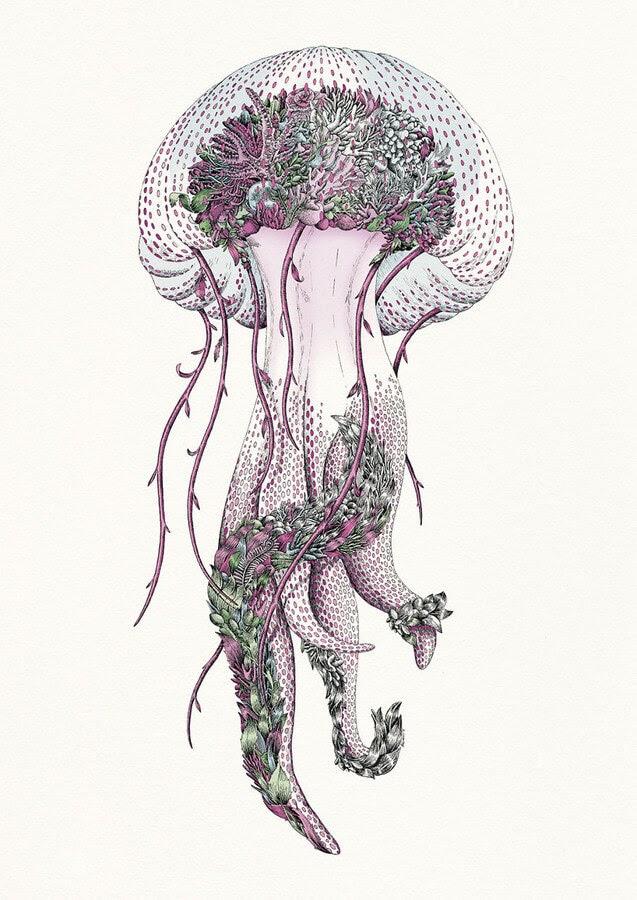 09-Mauve-Jellyfish-Nathan-Ferlazzo-www-designstack-co