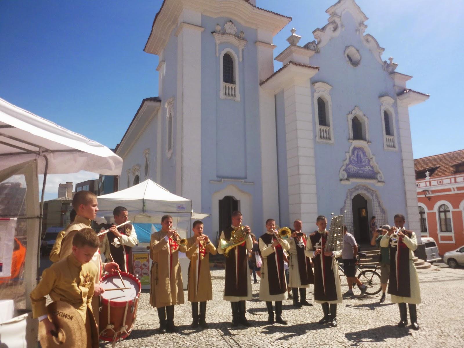 Feira do Largo da Ordem - Curitiba - TURISMO E VIAGEM