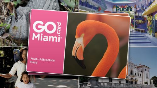 GooCard Miami no Zoo Miami