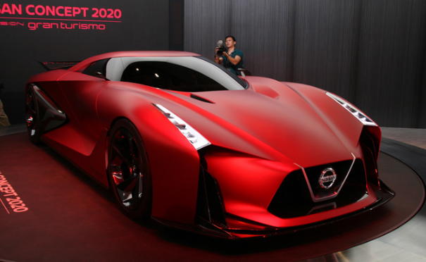 2020 Nissan GTR R36 redesign