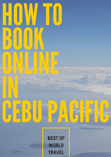 how to book online in cebu pacific