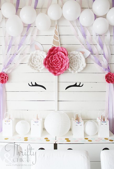 DIY Unicorn party ideas. DIY Unicorn cake. DIY unicorn horn. Unicorn Birthday party ideas and unicorn party favor ideas