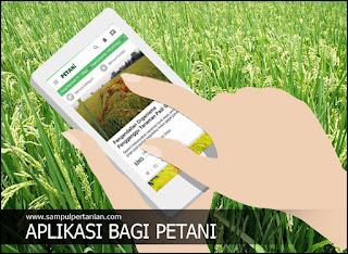 Inilah 4 Aplikasi yang wajib dipasang di Smartphone Petani dan Penyuluh