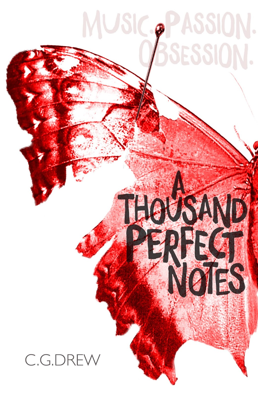 A Thousand Perfect Notes Early Draft 1