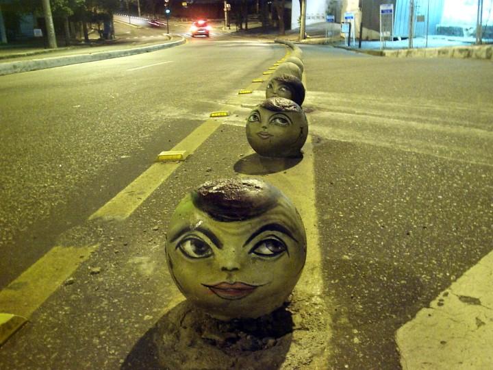 Andre Muniz Gonzaga. Street Art художник 5