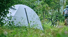 Trekking, Rock Climbing and Camping - Resort in Thekkady