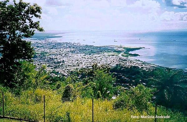 Port of Spain, capital de Trinidad e Tobago