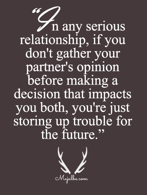 Decisions And Choices Love Quotes