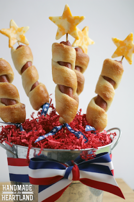4th of July Snacks and Treats