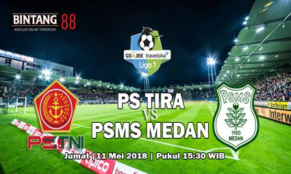 Prediksi PS TIRA VS PSMS 11 Mei 2018