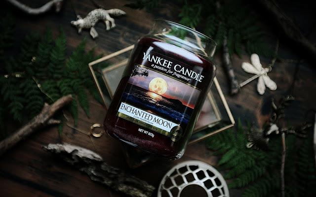 Z nocą im do twarzy... Moje top 5 nocnych zapachów Yankee Candle :) - Czytaj więcej »