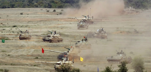 Indian Army Operations