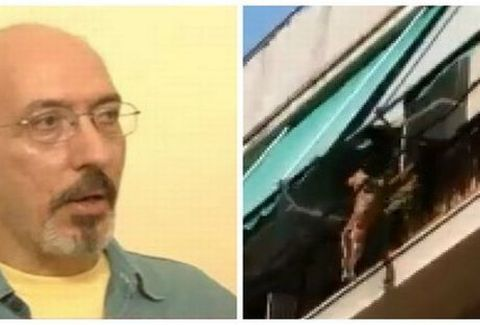 Εξομολόγηση - σοκ: O ιδιοκτήτης του διαμερίσματος εξηγεί πώς 'έπεσε' ο σκύλος από το μπαλκόνι!