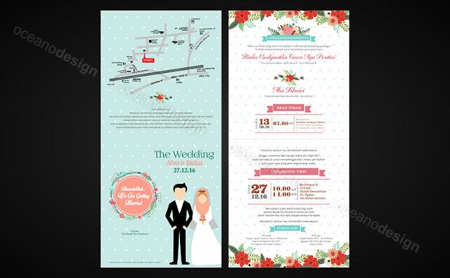 81 Gambar Contoh Desain Undangan Pernikahan Jogja HD Terbaru Yang Bisa Anda Tiru