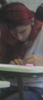 Dik16: Candidato Fazendo Prova Concentrado 02