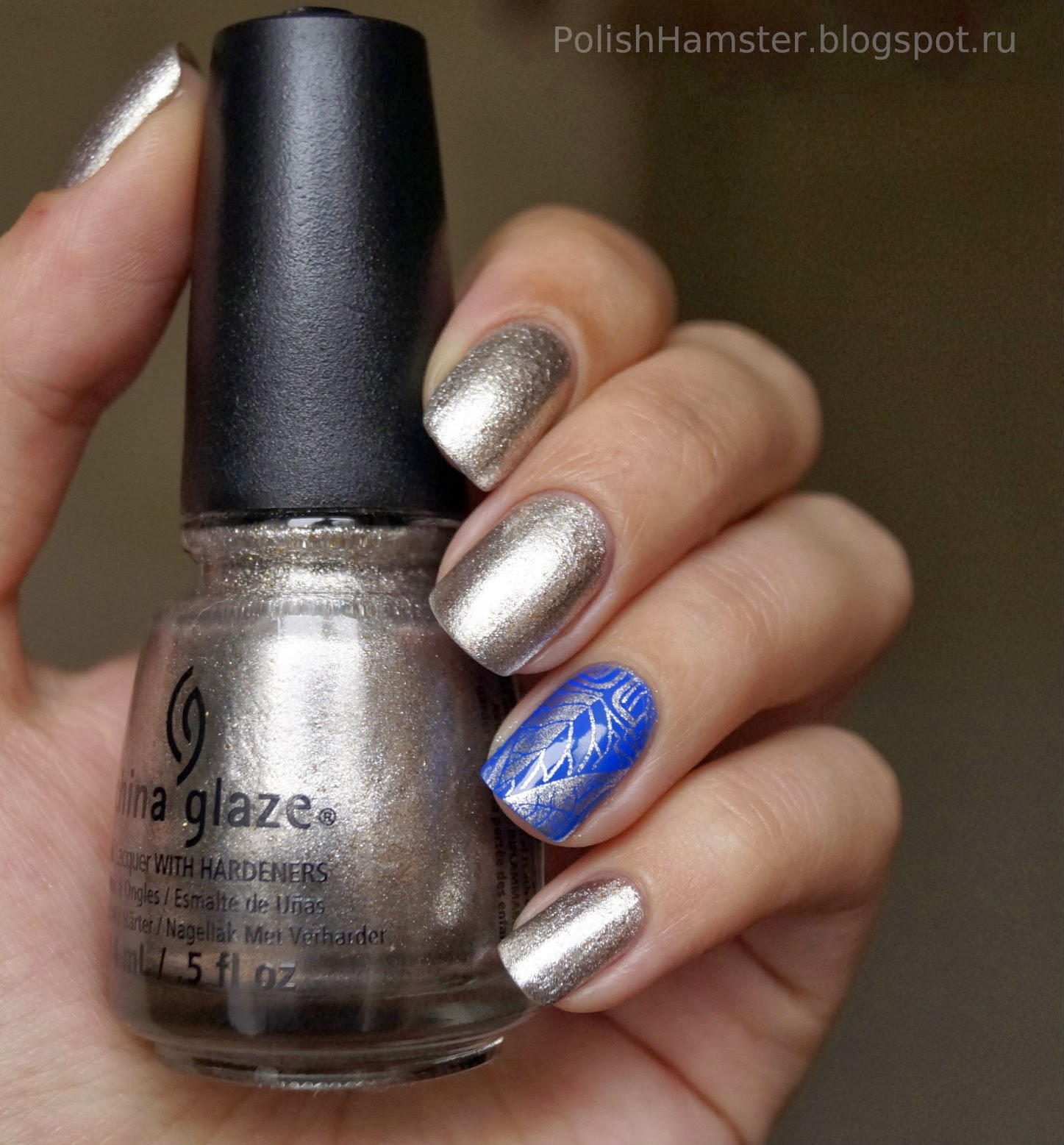 China Glaze Gossip Over Gimlets