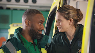 BBC, Casualty, episode review, series 32, episode 40, Jacob, Sam, Charles Venn, Charlotte Salt