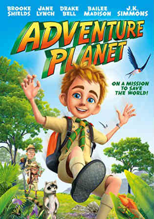 Adventure Planet 2012 BluRay 250MB Hindi Dual Audio 480p Watch Online Full Movie Download bolly4u